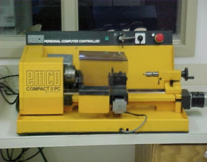 Emco Compact 5 Lathes If it has a Tool Turret Add VC-CPTT $499.00