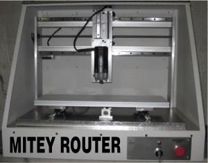 mitey-router